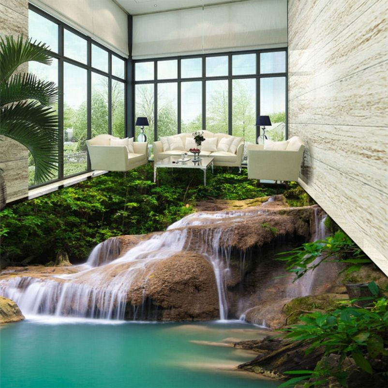bedroom waterfall. Image result for nature bedroom ideas children  Hugo s Nature