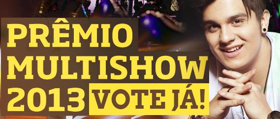 Prêmio Multishow elege os melhores do ano na Barra da Tijuca