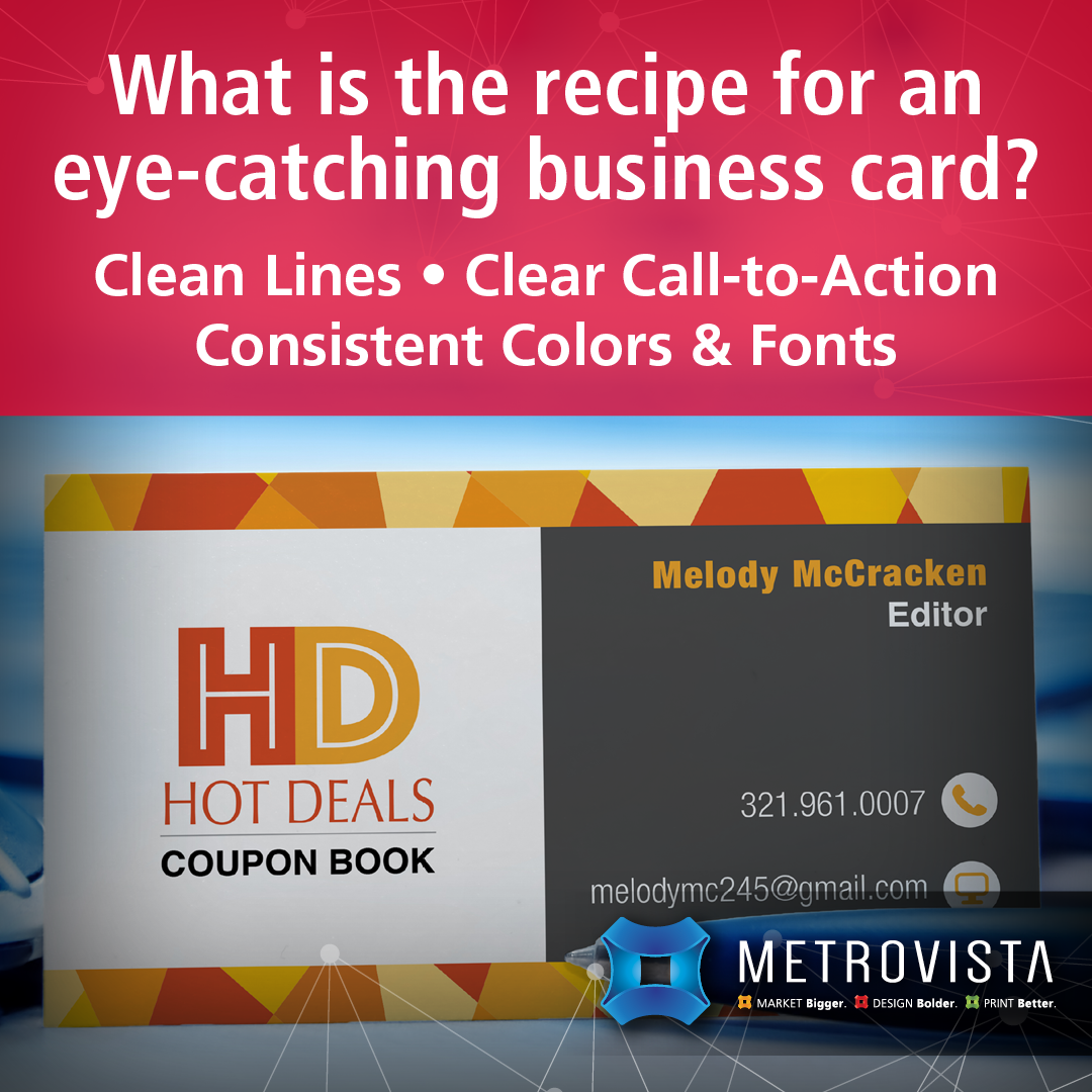 Business cards are not one-size-fits-all. Ask us about our business ...