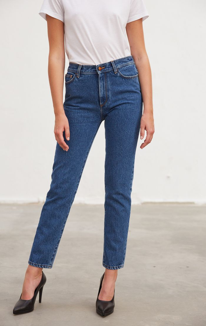DENIM - Denim trousers Rodebjer Free Shipping Nicekicks Yl8F7c0