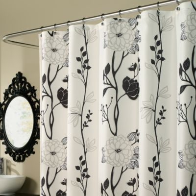 44 Fabric Shower Curtains Ideas