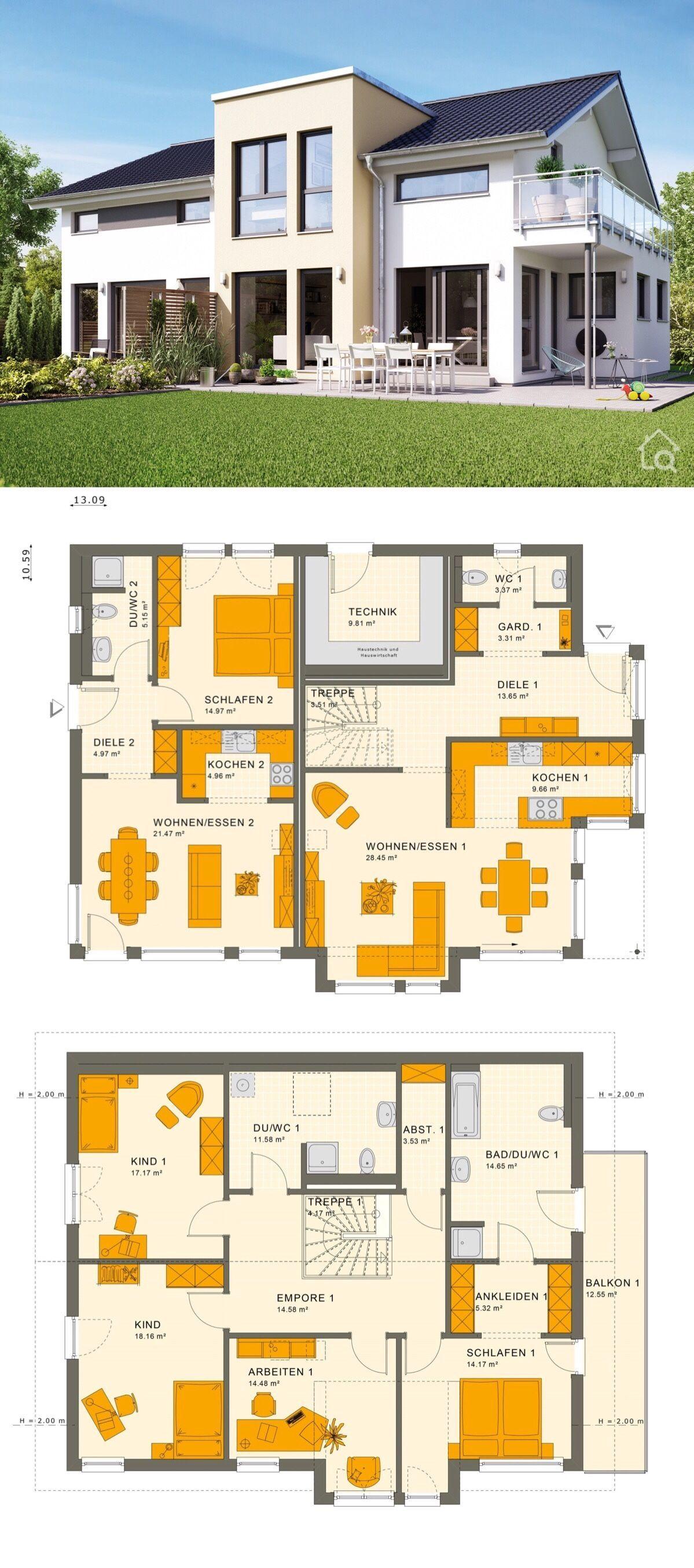 Mehrgenerationenhaus SOLUTION 230 V4