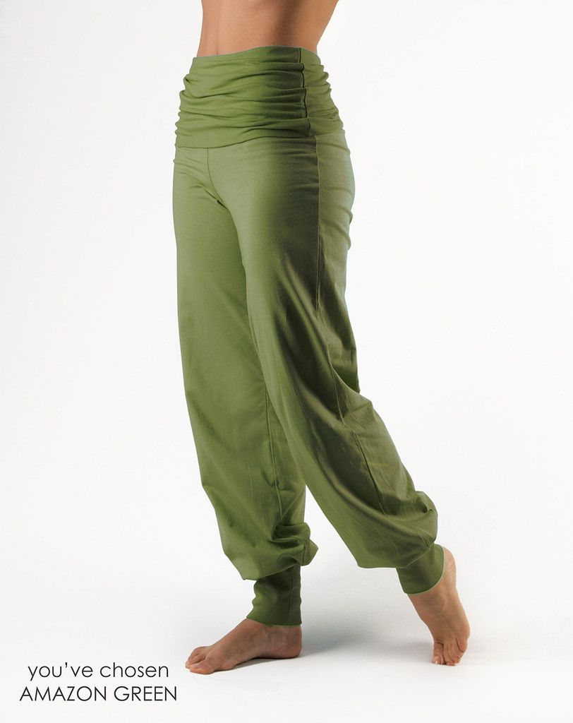 Yoga Clothes From Gossypium Organic Cotton Harrem Pants Gossypium Natural Organic Yoga Clothes C Womens Yoga Clothes Yoga Trousers Organic Yoga Clothes