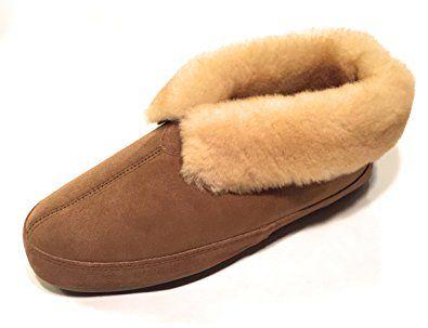 09b413aa84d Qwaruba Men s Fireside Sheepskin Slipper Review