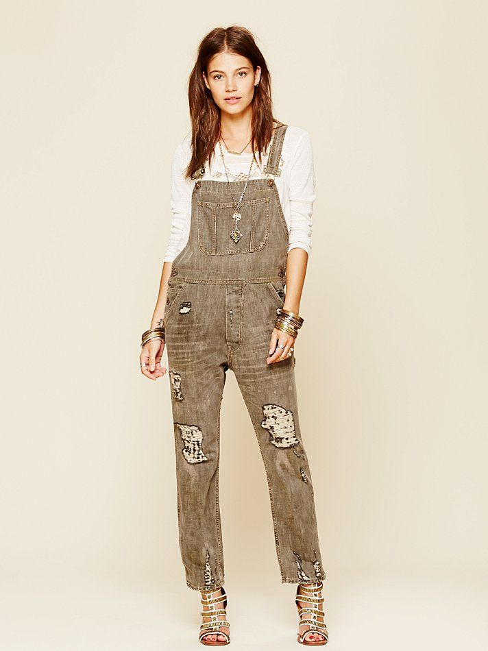 Free People Diamond Mine Overall, €352.33