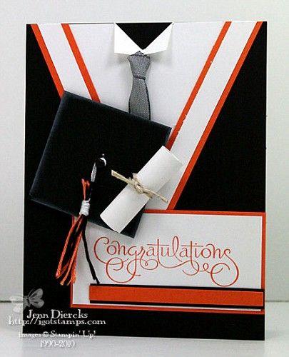 Tarjeta de graduación - Graduation card Celebraciones