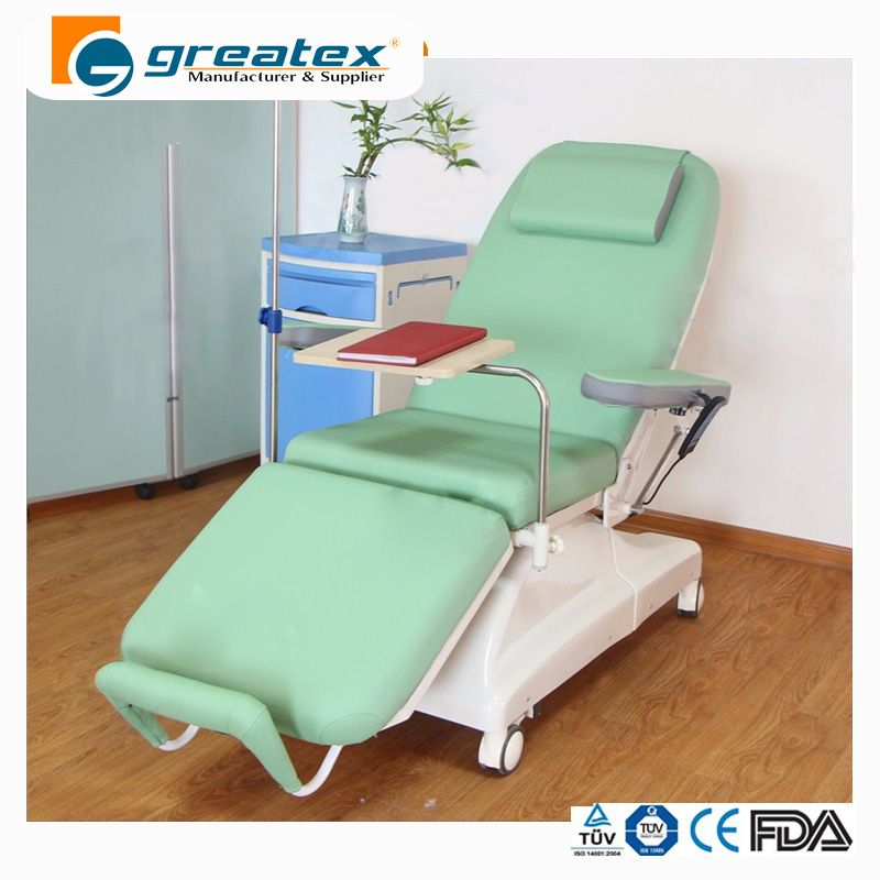 Super Pu Cover Manual Blood Dialysis Chair Medical Phlebotomy Creativecarmelina Interior Chair Design Creativecarmelinacom