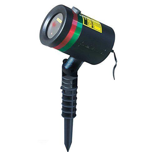 Star Shower As Seen On Tv Static Laser Lights Projector Safe No More Unsafe