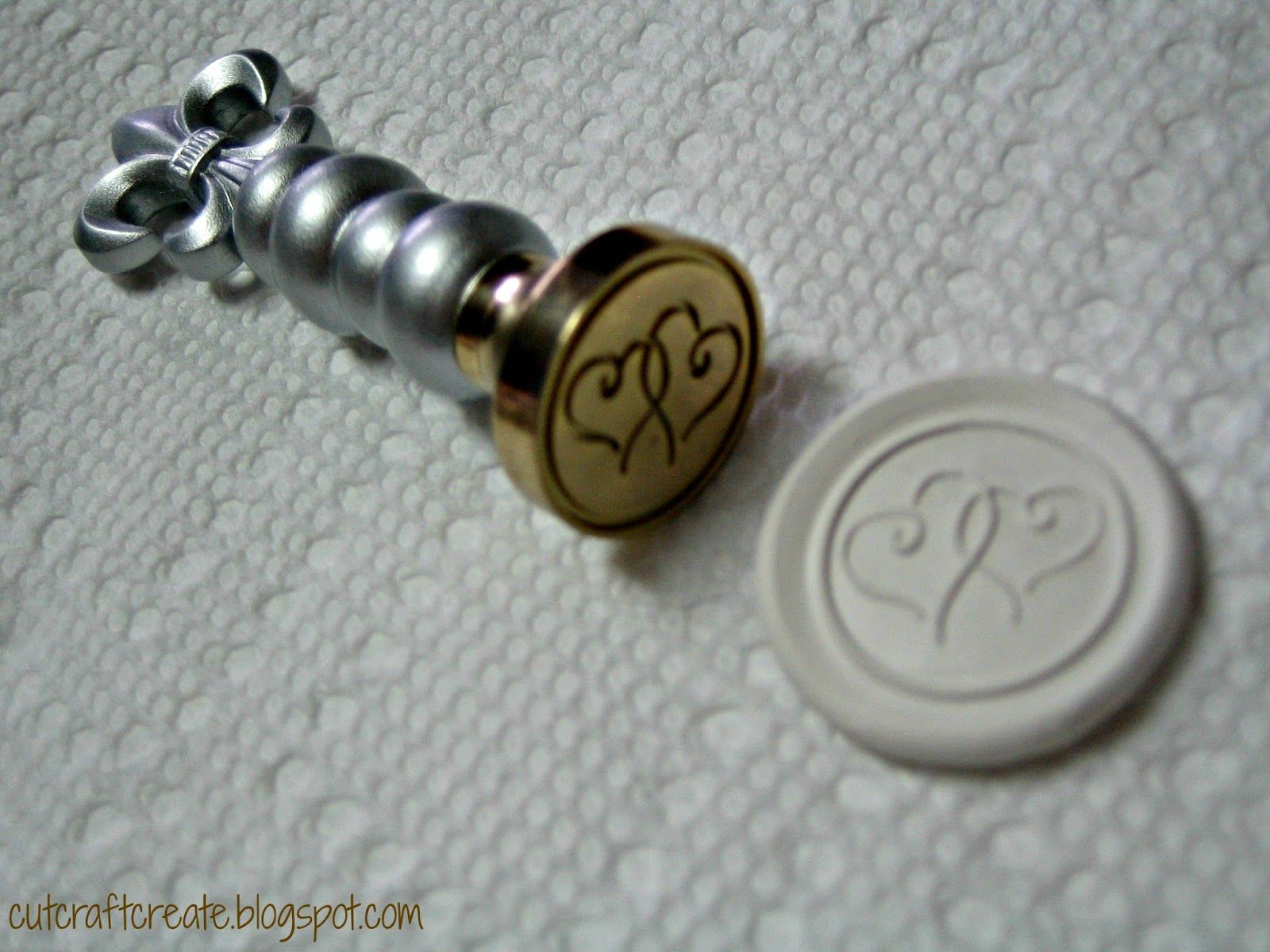 Jewelry Making with a Wax Seal Stamp & Clay! Jewelry