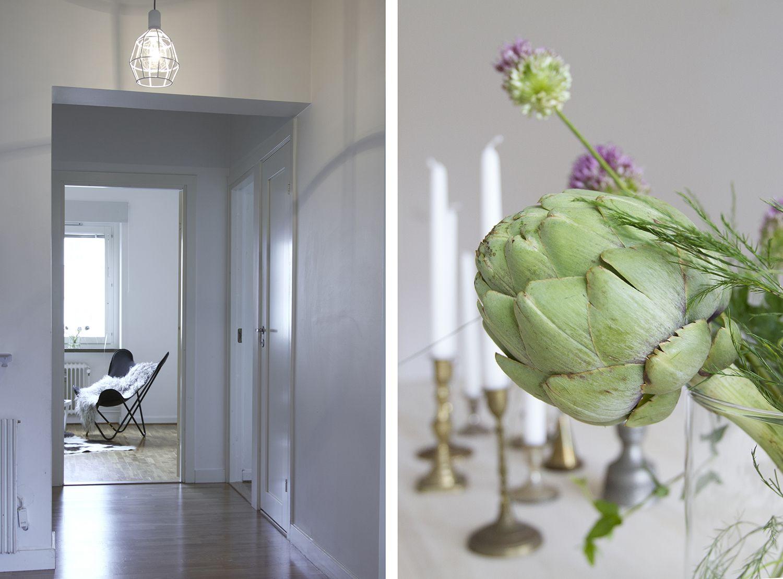 Homestaging/homestyling by Hemisfär in Malmö, Sweden.
