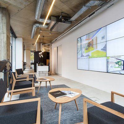 smart office design - Buscar con Google Wood Pinterest