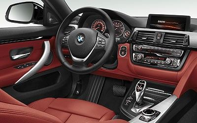 2015 BMW 4 Series Gran Coupe Interior CarTypes Sedans