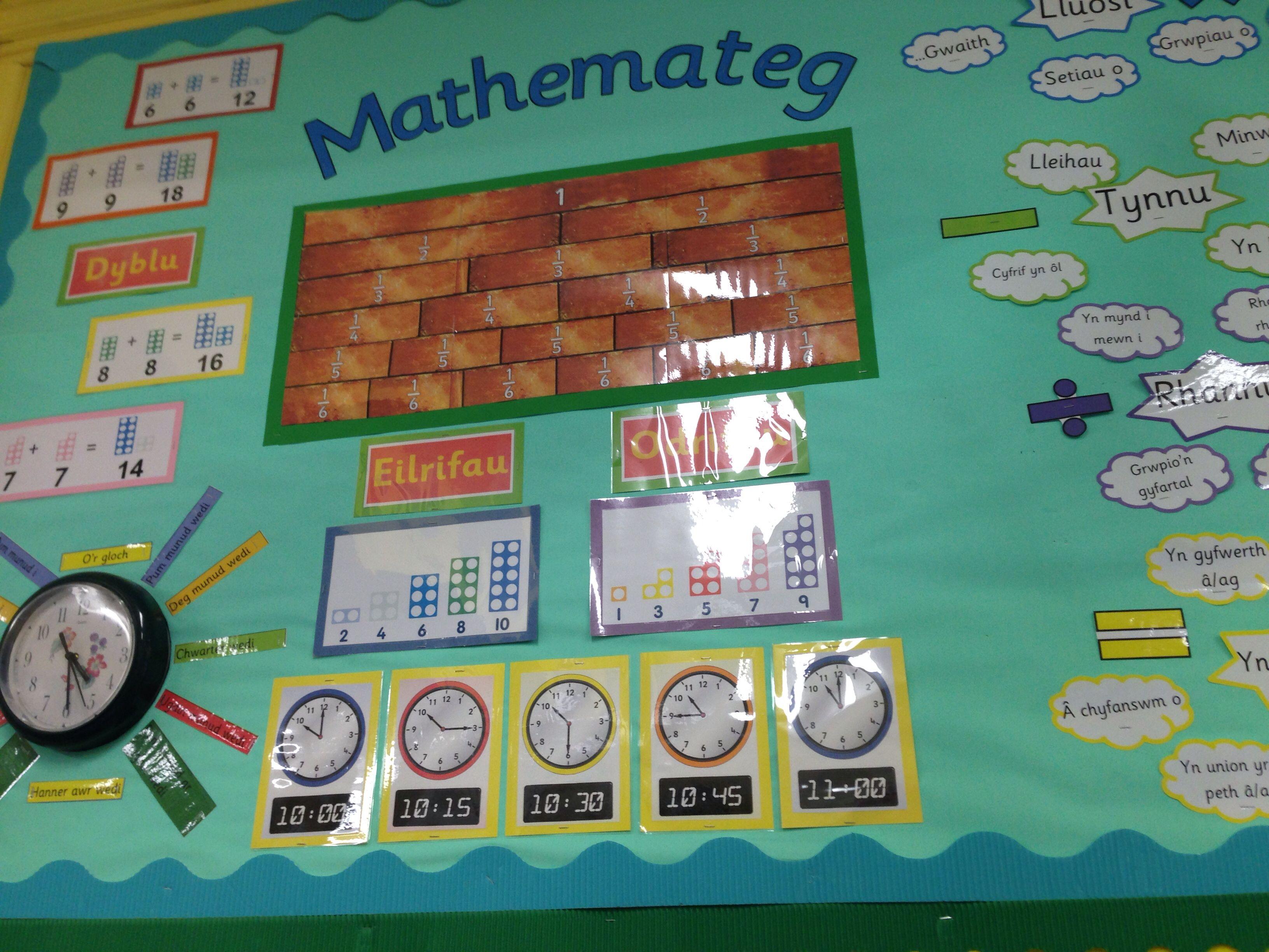 Wal mathemateg - Diolch Numicon, sparklebox a Cynnal! | Math. Ten ...