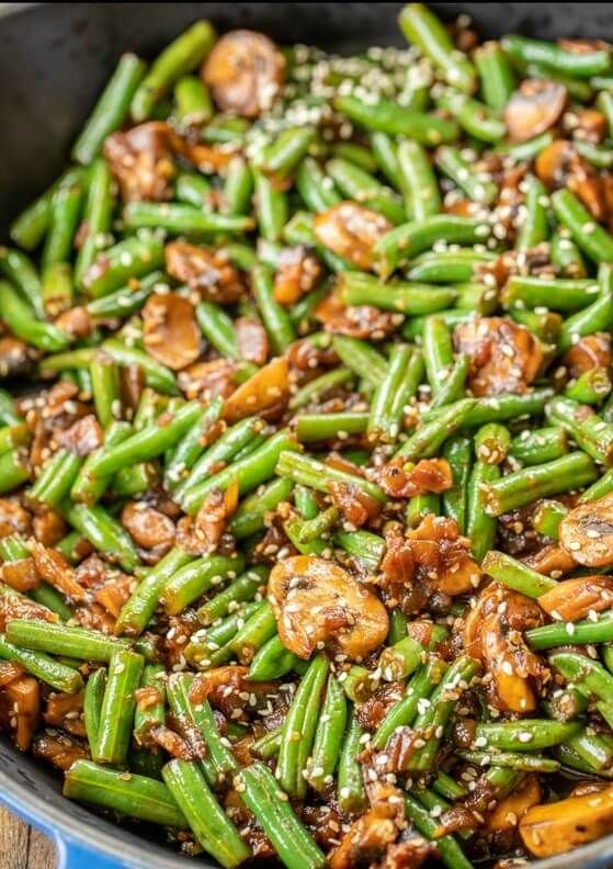 25 Best Green Bean Dishes To Serve At Meals images