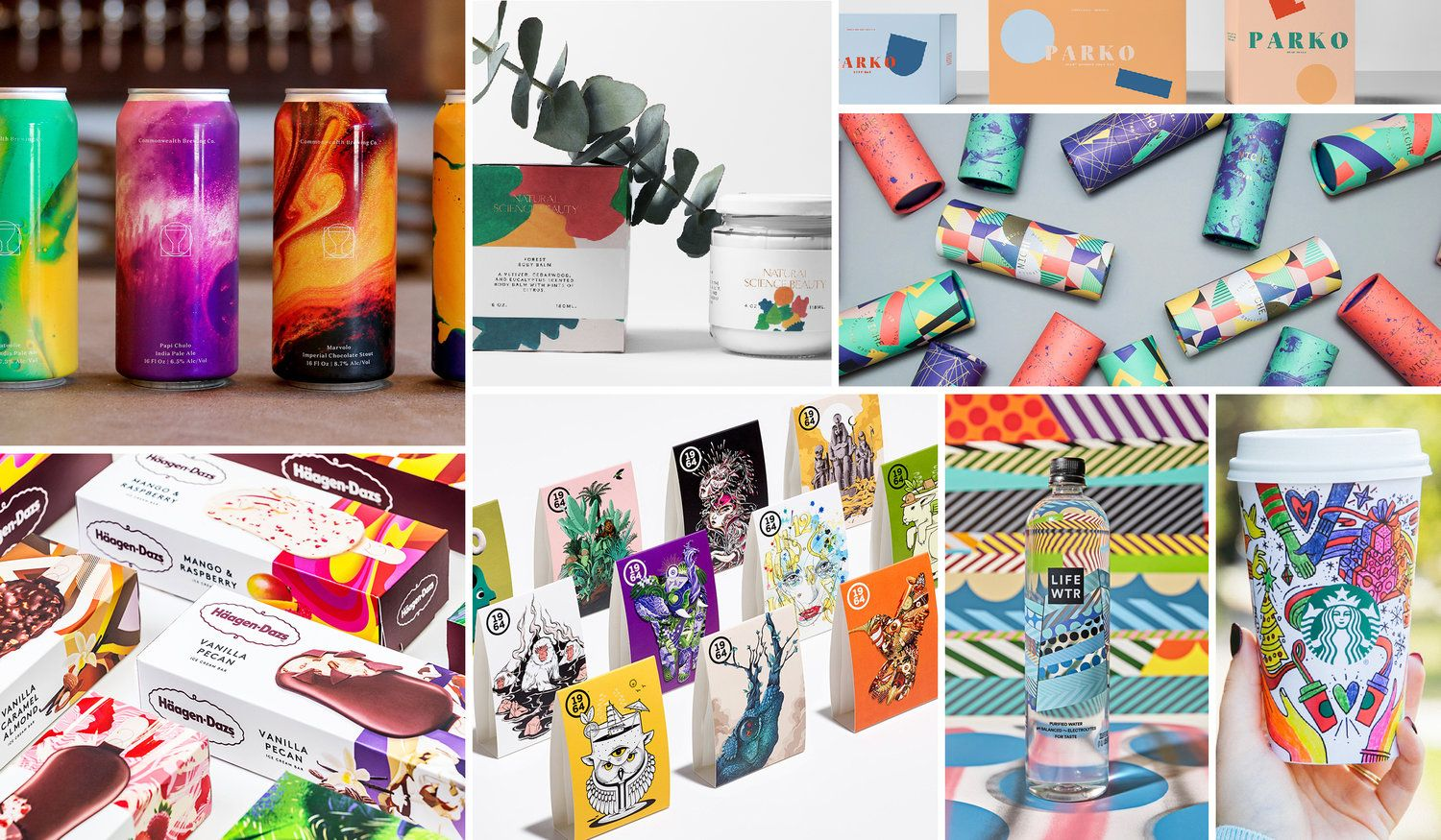 Unpacking The Future of Brands: The Dieline's 2018 Trend