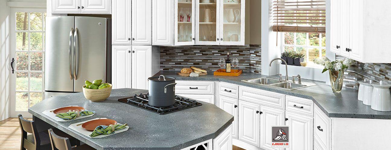 Best Aspen White Cabinets To Go Nancy Kitchen Kitchen 400 x 300