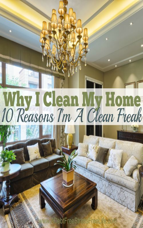 why i clean my home ten dollar diy pinterest cleaning rh pinterest com