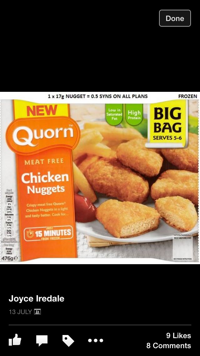 Quorn Syns Quorn Recipes Slimming World Snacks Quorn