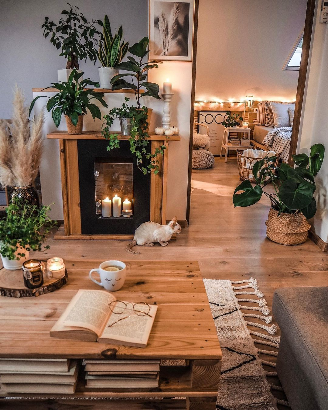 Photo of These 5 Living Room Looks on Instagram Have Us So Excited for Fall