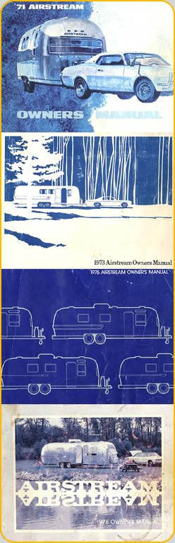 airstream owners manual collections airstreamin pinterest rh pinterest com