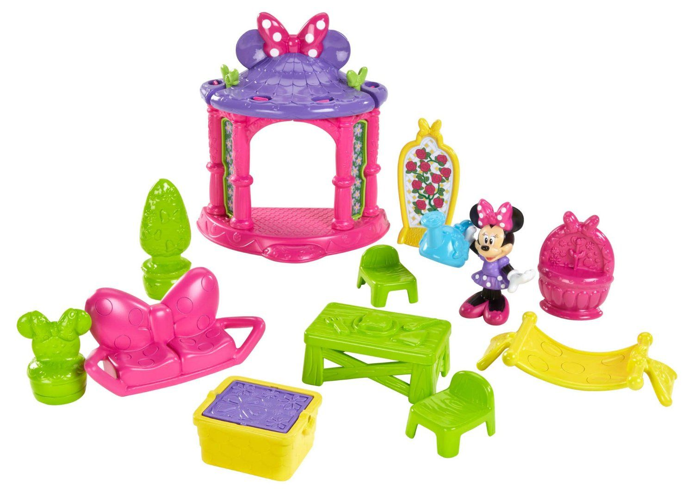 Fisher Price Disney Minnie Minnie Garden PicNic (BJN97