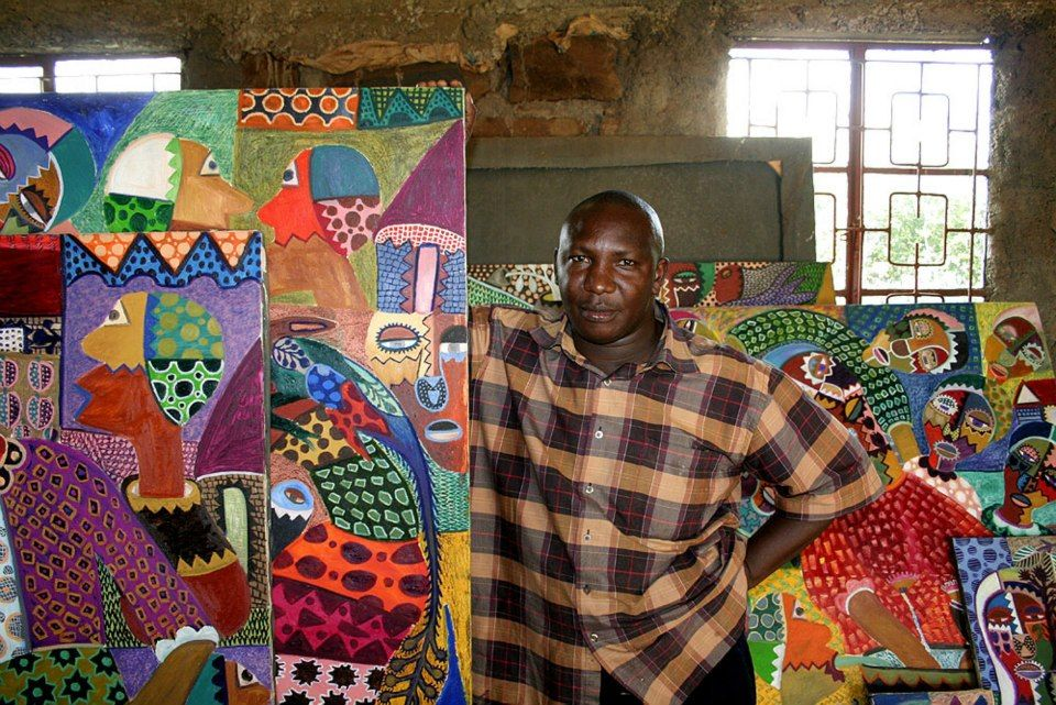 Image result for Kenyan artist
