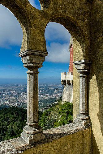 Sintra : le palais de la Pena