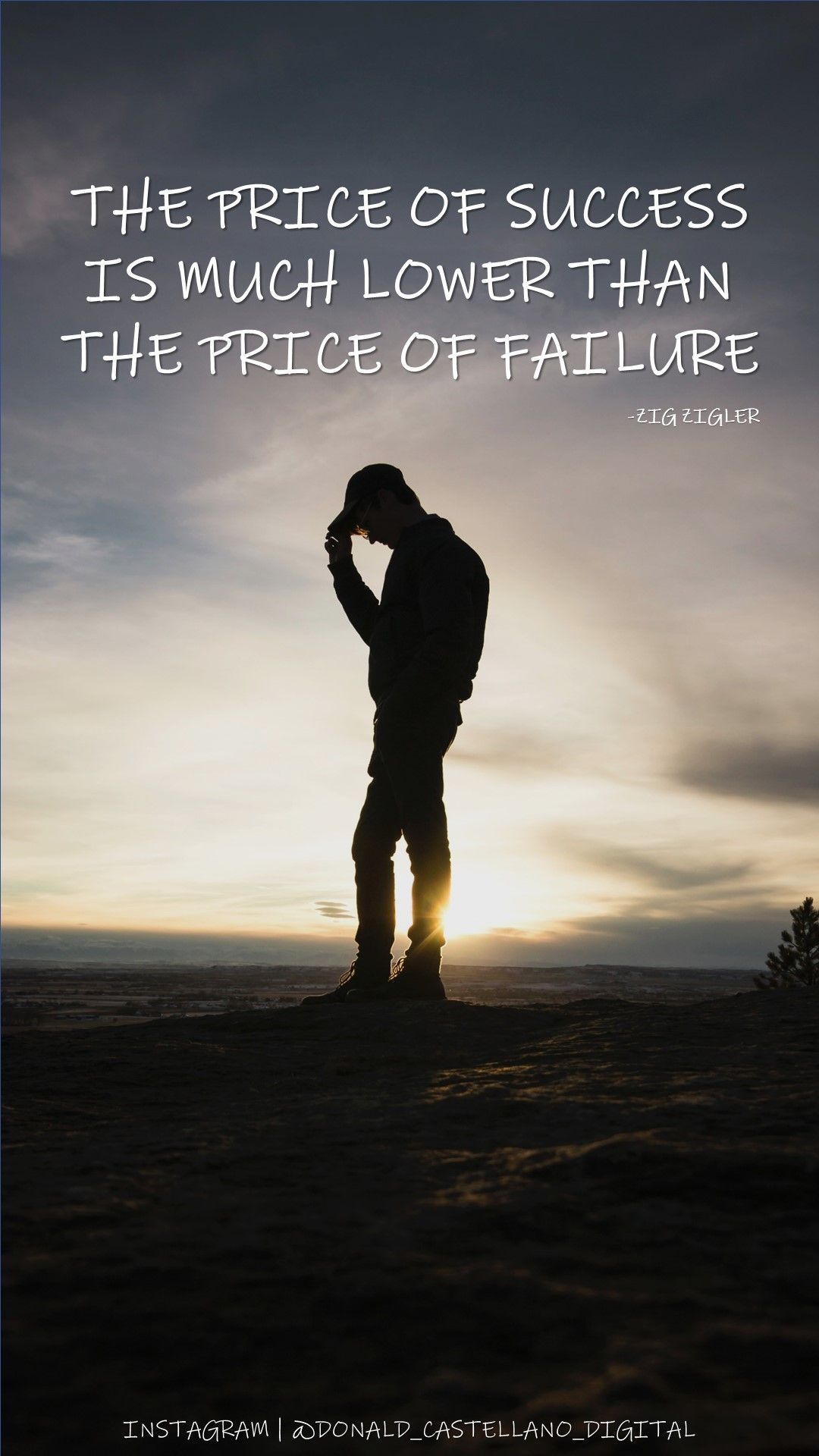 The Price Of Success Is Much Lower Than The Price Of Failure Inspiration Quotes Entrepreneursh Motivational Quotes For Life Motivational Quotes Life Quotes