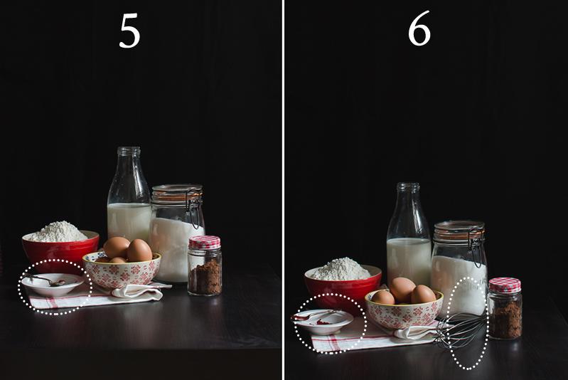 Composición fotografía culinaria.1