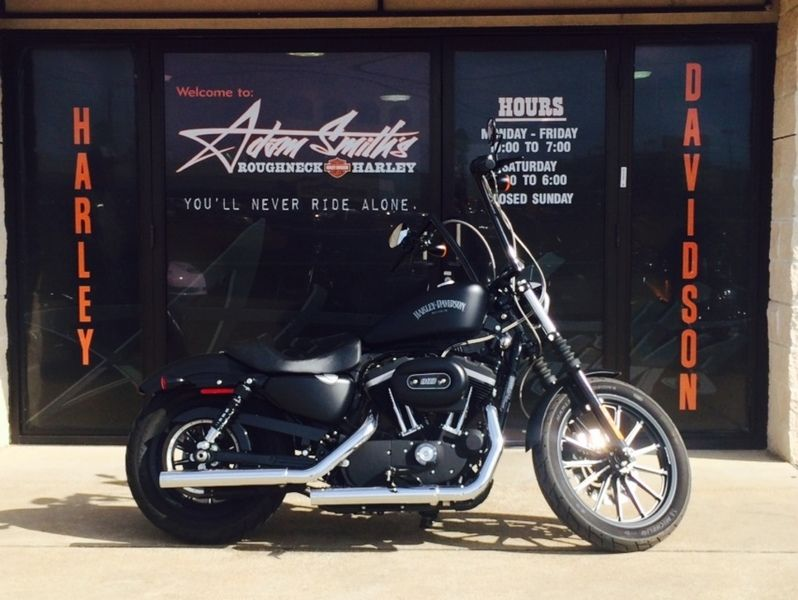2013 HarleyDavidson® Sportster® XL883N Sportster® Iron
