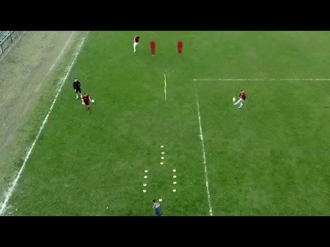 Soccer Drills For U10 U13 Age Coordination Agility Speed Power Shot Youtube Soccer Training Soccer Soccer Drills