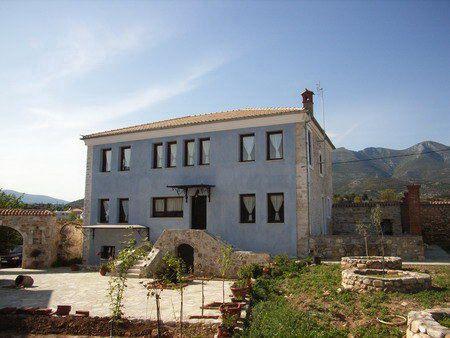 KOKKIMELON Charming Guest House   #Thrace #Xanthi #Greece #GuestInn