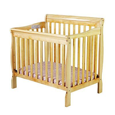 Dream On Me Aden Convertible Mini Crib Mini Crib Cribs Baby Cribs