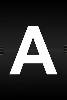 صور حروف مميزة لاجمل صور حروف لحرف A مزخرف Journal Fonts Literacy Alphabet