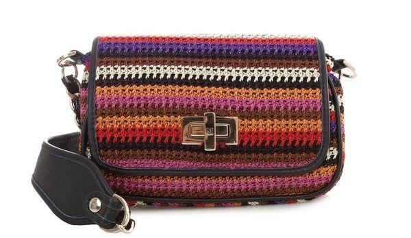 #MMissoni #crochet bag | spring summer 2012