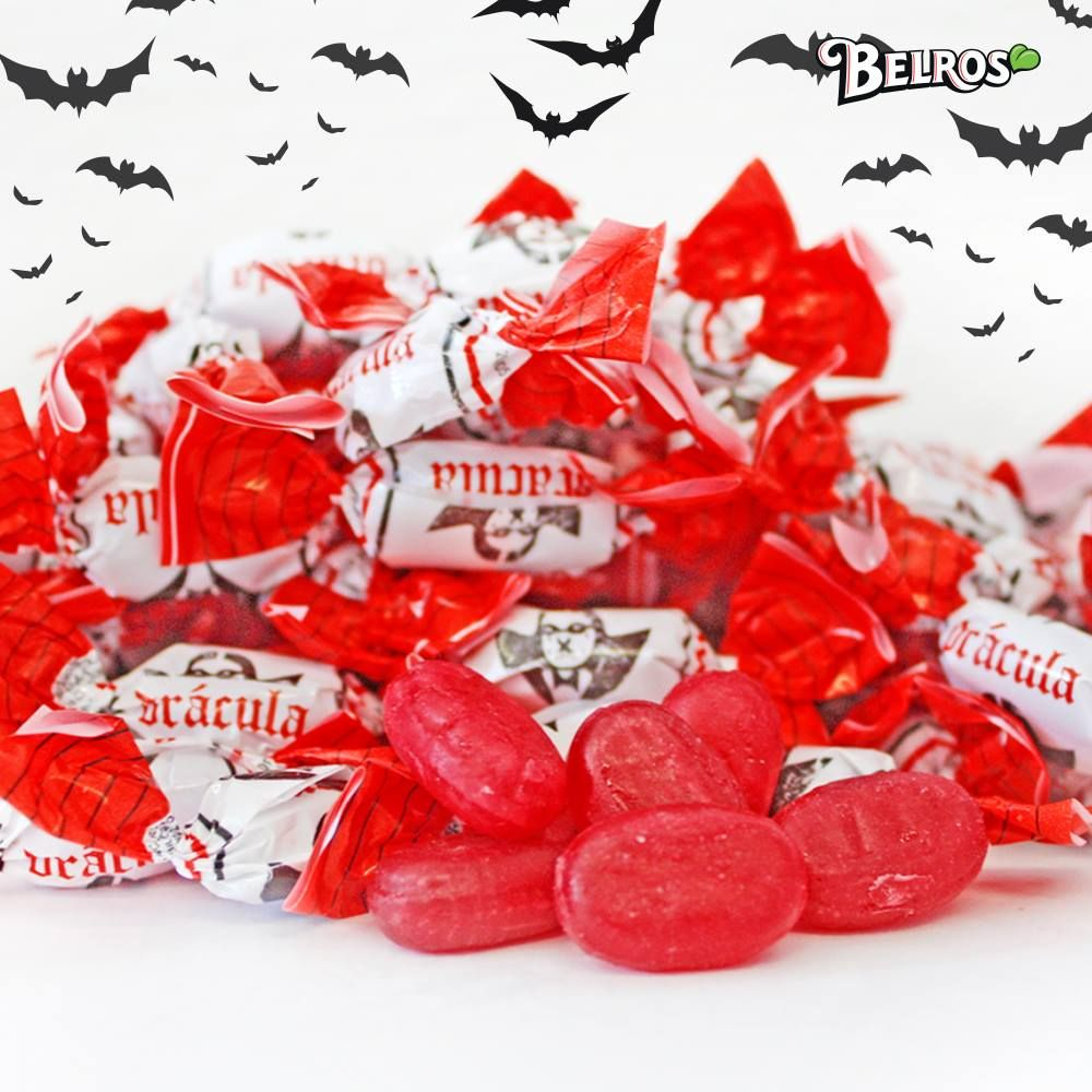 Caramelos Dracula | Halloween 2014 | Pinterest | Caramelo