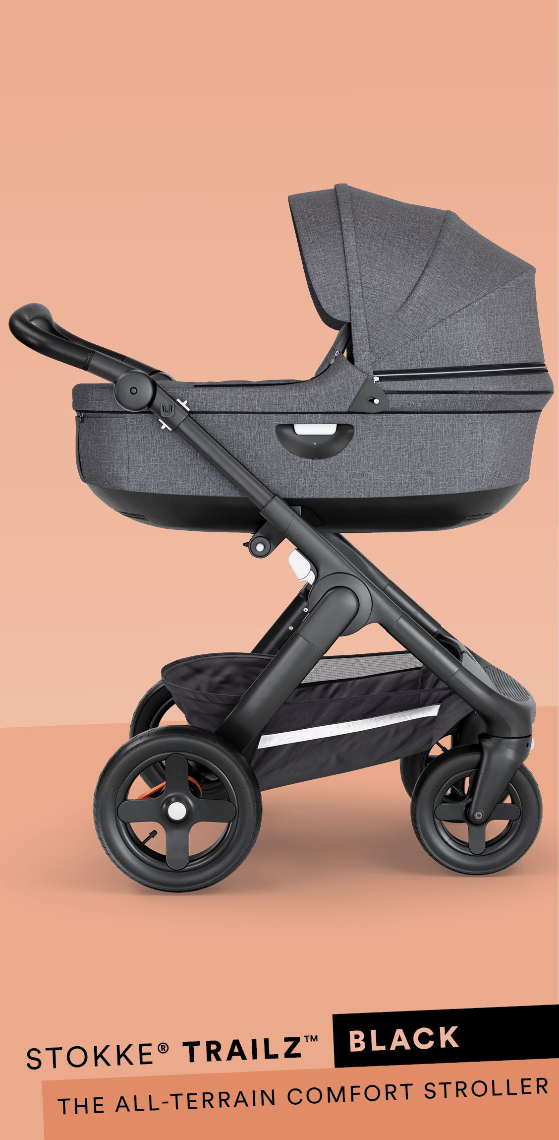 Egg Pram Parasol John Lewis Use Our Spacious Stokke Stroller Carry Cot To Take Your