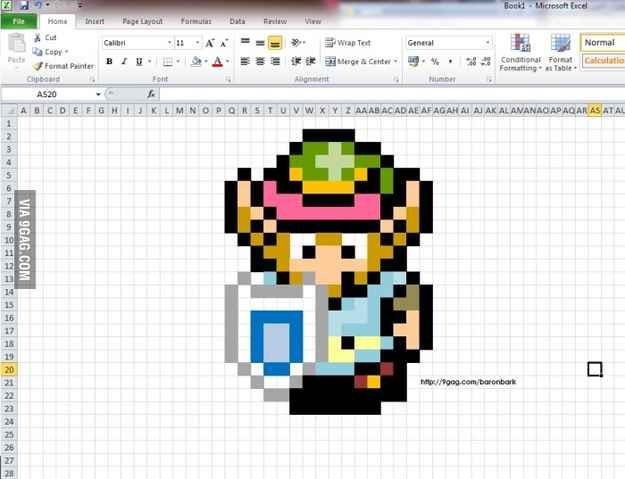 fun excel projects