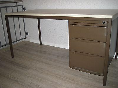 Pfalzmobel Schreibtisch Burotisch Metallschreibtischsparen25 Com