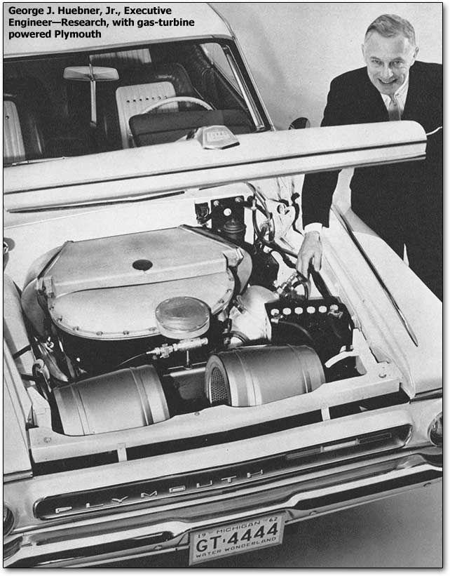 chrysler turbine engines and cars old school custom cars prototypes pinterest. Black Bedroom Furniture Sets. Home Design Ideas