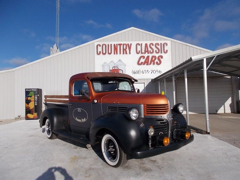 1946 Dodge Pickup for sale - Staunton, IL | OldCarOnline.com ...