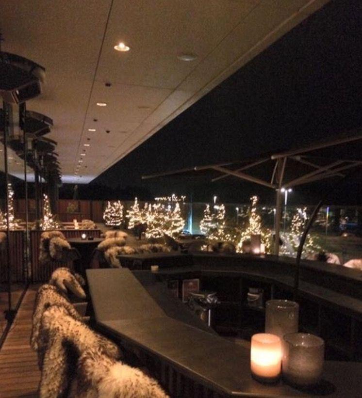 Winterbar bij Rooftop (tweede verdieping Top Interieur Massenhoven ...