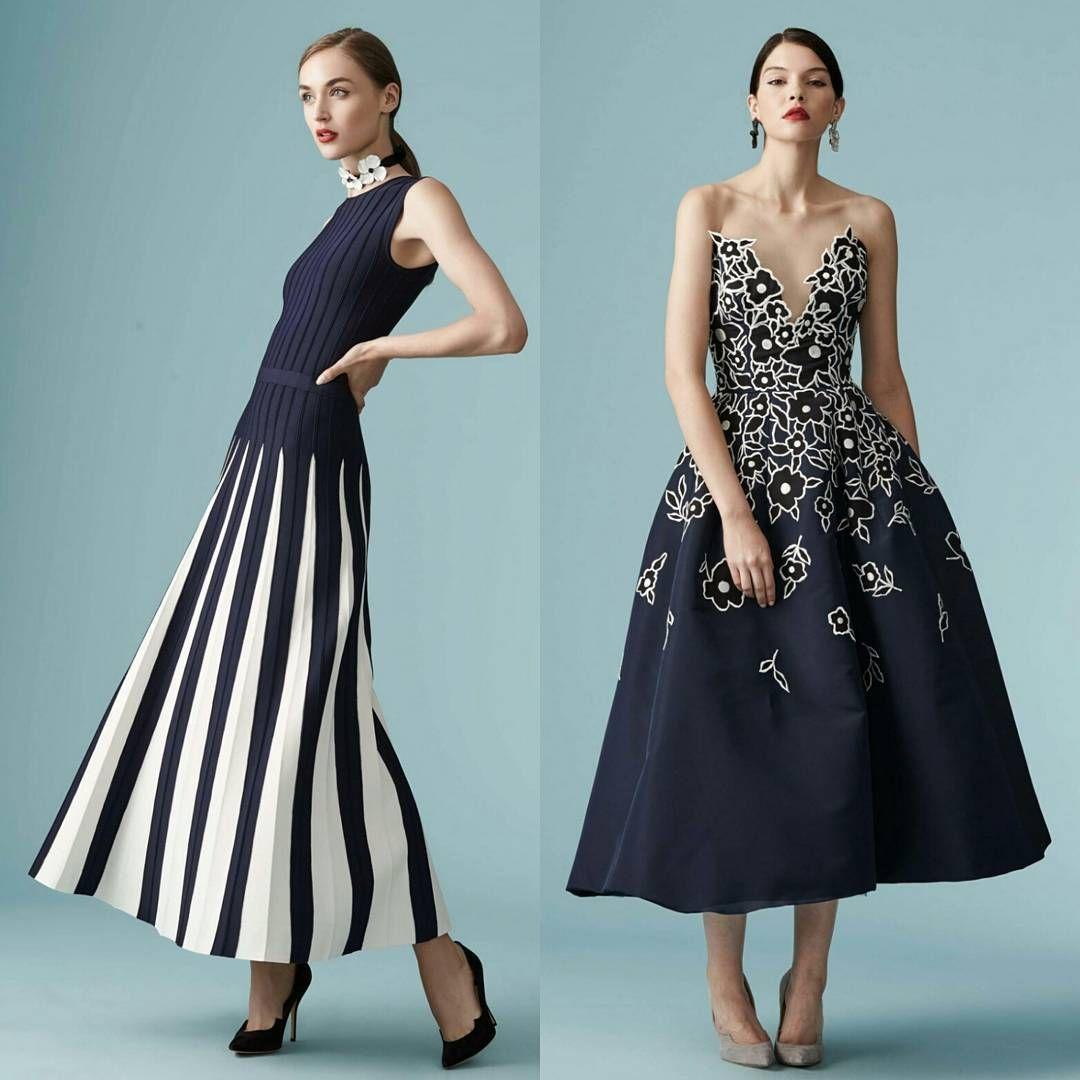 beautifulmomentsdaily #CarolinaHerrera #Resort17 collection | платье ...