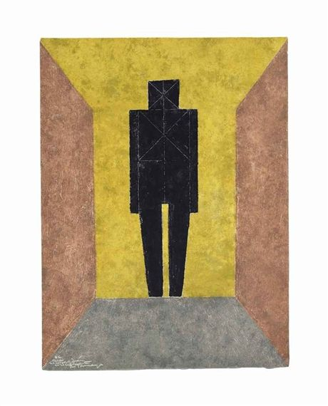 From Rufino Tamayo  By Mexican Artist Rufino Tamayo 1899 1991 Etching In Colors Edition Of  X 22 In Via Mutual Art