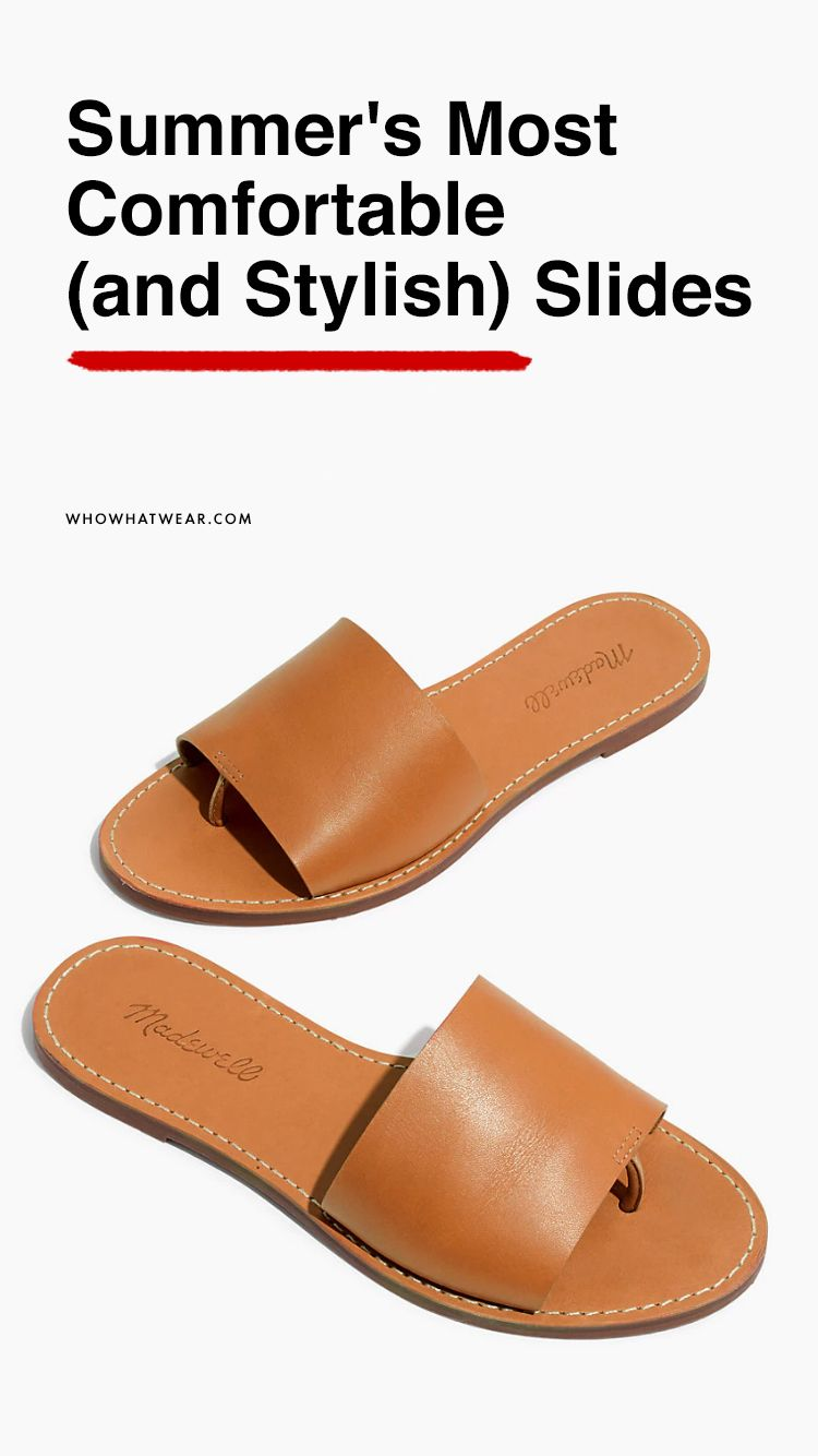 behold summer s most comfortable and stylish slides in 2018