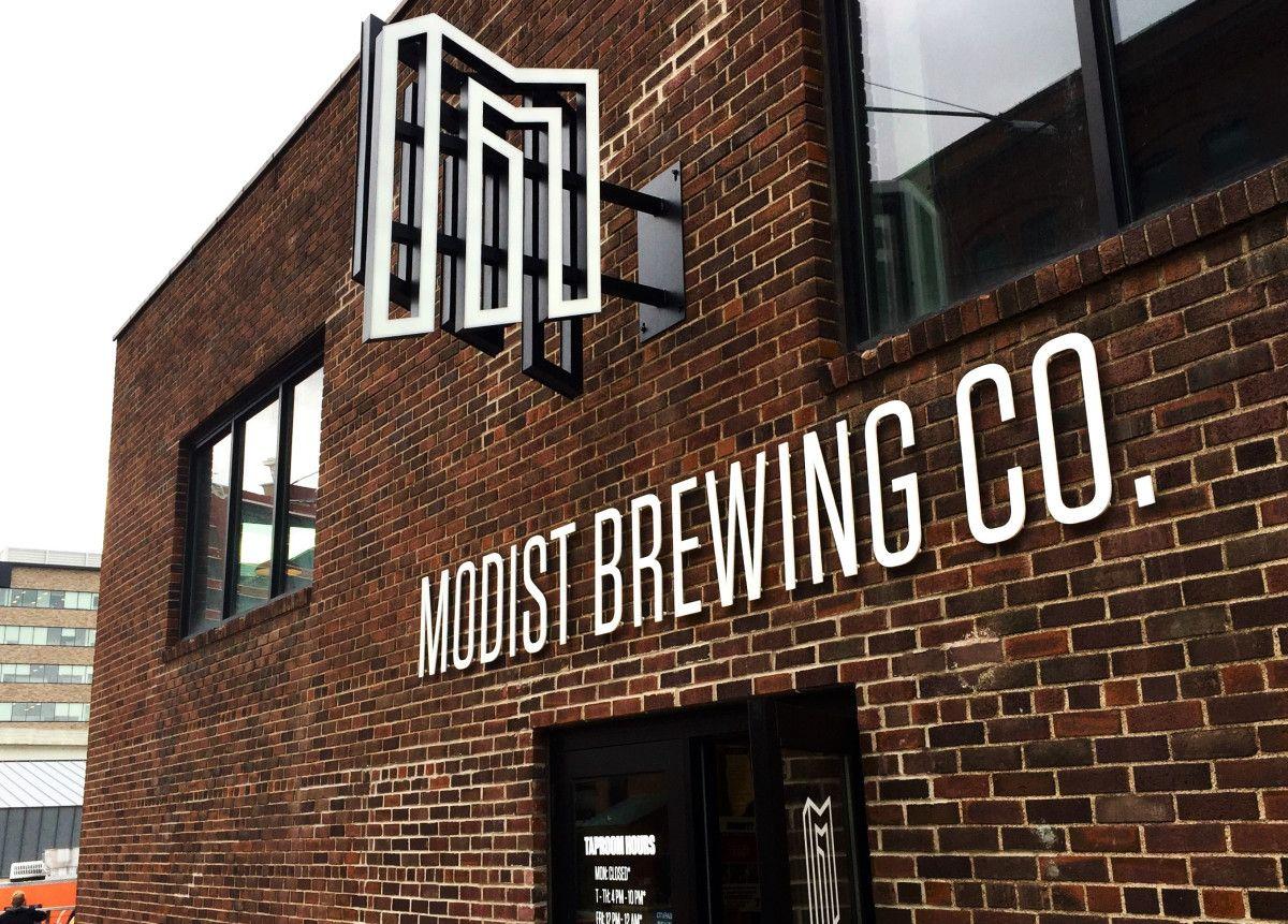 Modist Brewing: North Loop Brewery in Minneapolis