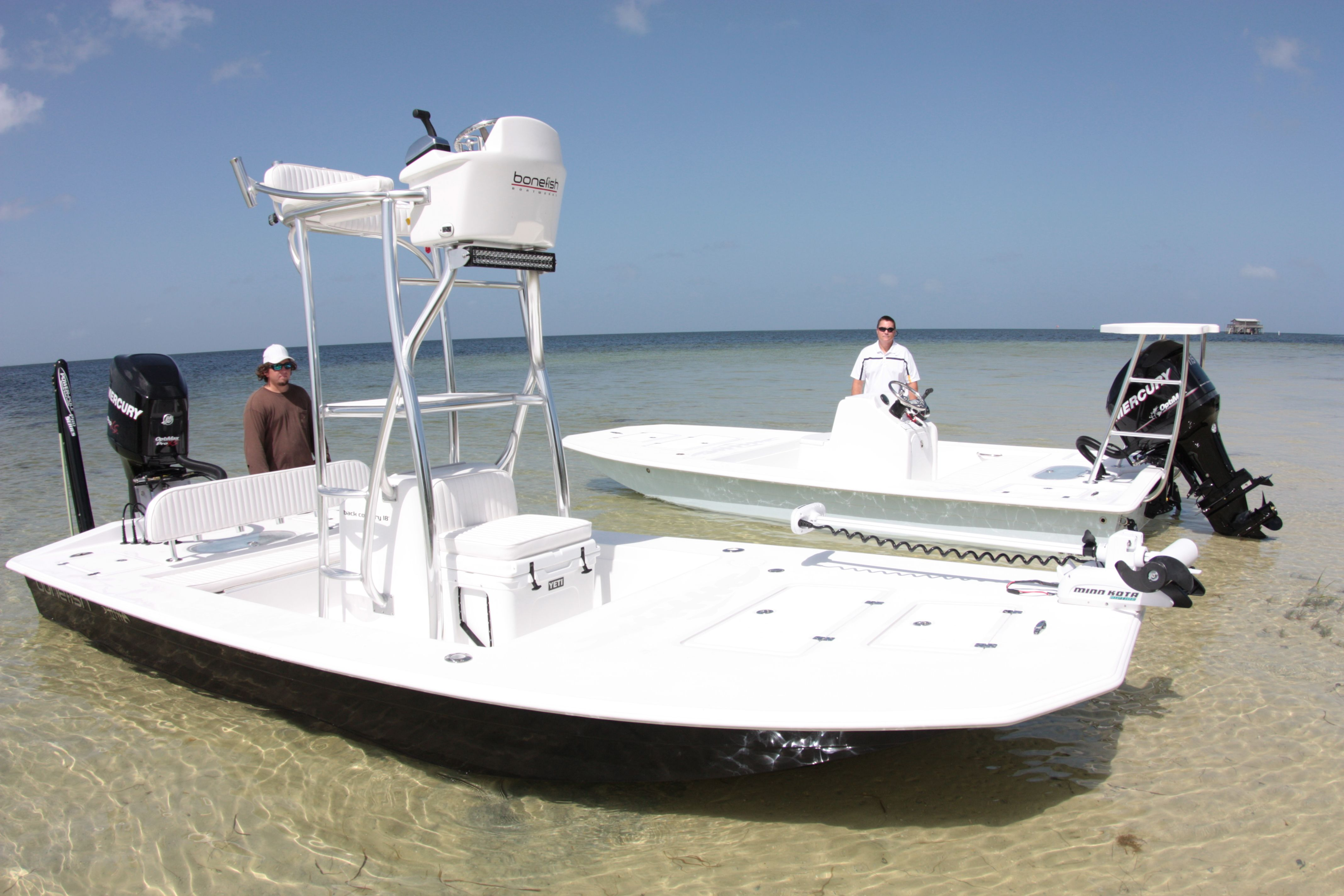 Shallow Water Boats >> Pin On Bonefish Boats Back Country 18