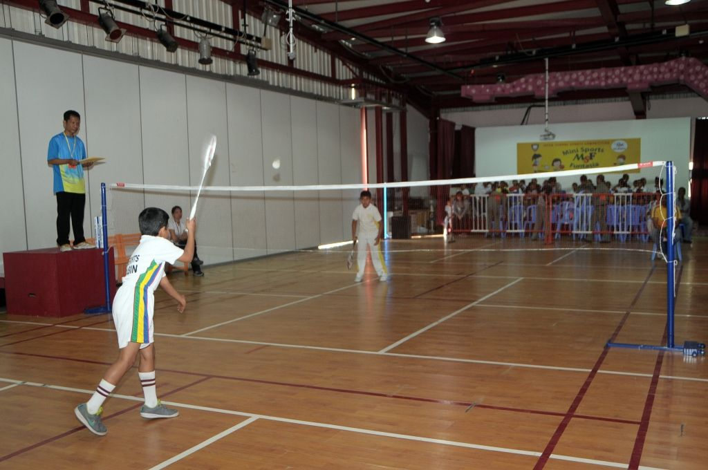 Badminton competition School sports, Sports, Competition