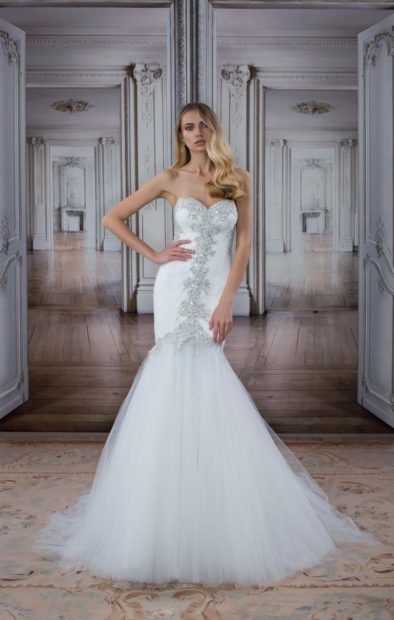 See Every New Pnina Tornai Wedding Dress From the LOVE Collection ...
