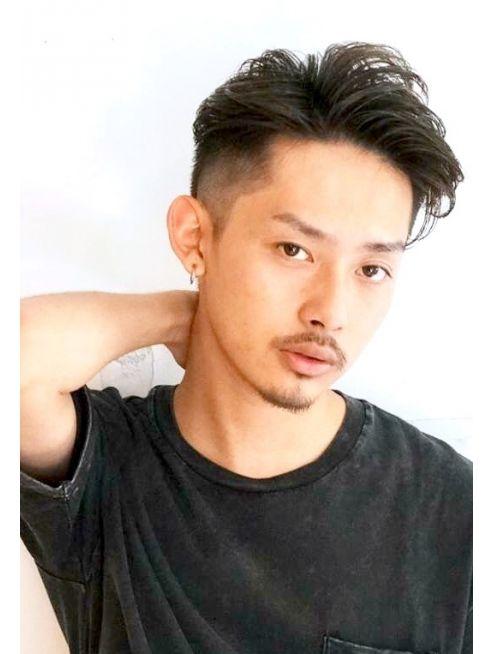 バーバー スタイル 日本 人 似合わ ない バーバースタイルを徹底解説。日本人に似合う髪型&セット方法も
